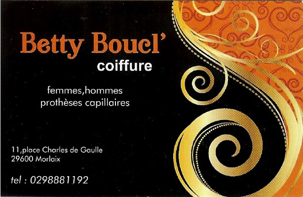 Betty Boucl Coiffure